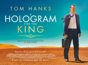 Official Poster for Tom Hanks' 'A Hologram for the King'