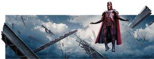 Magneto in new promo picture