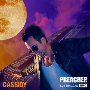Preacher Cassidy Poster