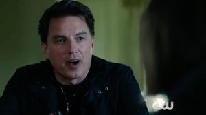 Malcolm Merlyn tells Thea Queen about Genesis