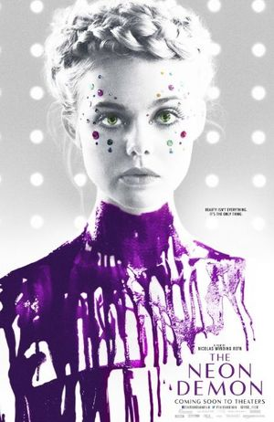 Haunting new poster for The Neon Demon