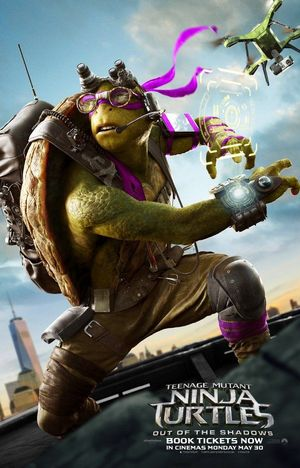 Donatello character poster