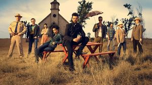 The cast of 'Preacher'