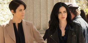 Carrie-Anne Moss joins Iron Fist