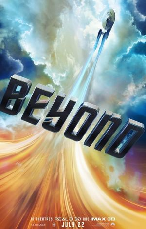 First look at the new Star Trek Beyond Poster