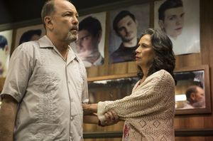 Daniel Salazar in Fear the Walking Dead