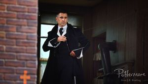 Colin Farrell from Fantastic Beasts and Where to Find Them