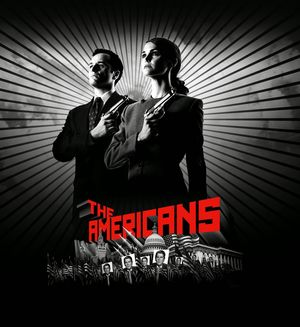 The Americans poster