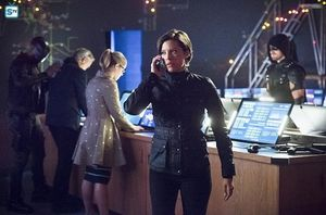 Lyla Diggle reporting imminent threat of Genesis