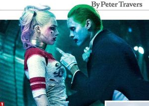 New still of the Joker and Harley Quinn in 'Suicide Squad'