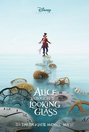 Reviews for Alice Through The Looking Glass have been negati