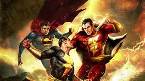 Shazam! vs Black Adam