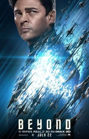 Star Trek Beyond - Karl Urban as Dr. Leonard 'Bones' McCoy