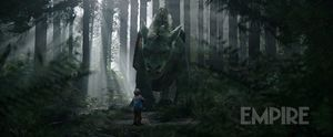 We're given a new glimpse at 'Pete's Dragon' with this image