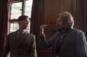 The Imitation Game set