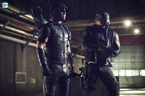 Green Arrow & Spartan