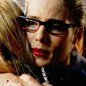 Felicity & Donna Smoak