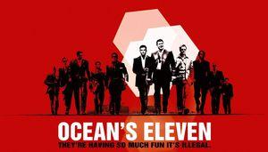 Ocean's Eleven cast