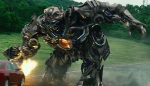 Megatron revealed for Transformers: The Last Knight