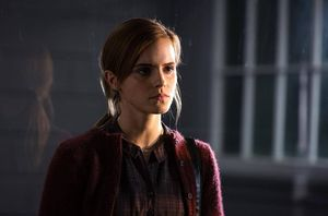 Emma Watson's character seeks help