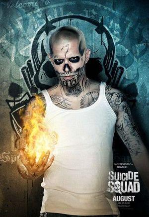 Diablo character poster