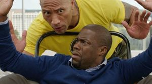 Dwayne Johnson as Bob Stone & Kevin Hart as Calvin