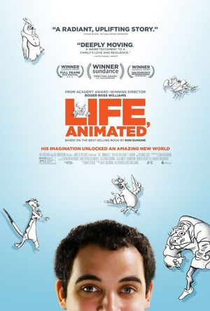 'Life, Animated' poster