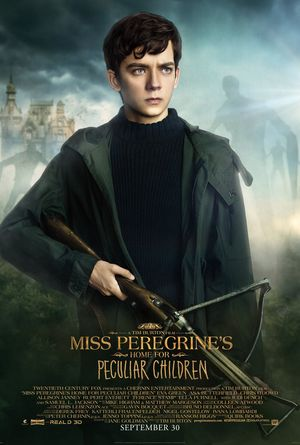 Asa Butterfield as Jacob Portman
