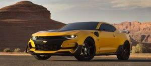 Michael Bay reveals new look Bumblebee for 'Transformers: Th