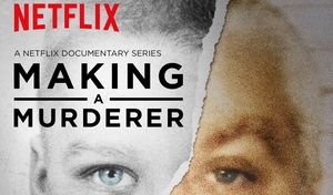 Poster for Making a Murderer
