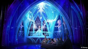 """""""Frozen Ever After"""" Opens at Epcot"""