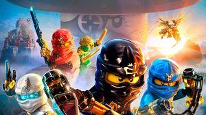 The Ninjago team