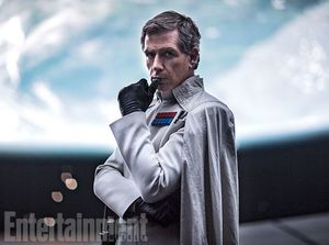 Ben Mendelsohn as Director Orson Krennic