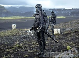 Deathtroopers in Rogue One: A Star Wars Story