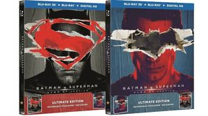 HMV Reveal reversible limited edition steelbook for 'Batman