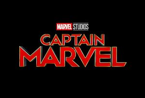 Brand new logo for Captain Marvel