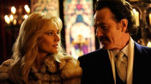 Diane Kruger and Bryan Cranston in
