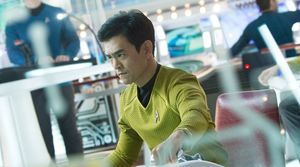 John Cho as Sulu