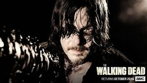 Character poster: Daryl