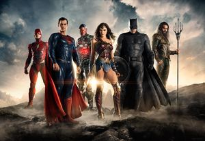 First Official Look at the Justice League