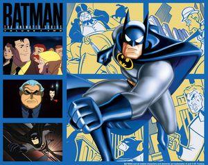 Kevin Conroy's classic Batman
