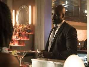 New image of Mike Colter as Luke Cage