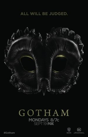 The Court of Owls is watching with the new Artwork for 'Goth