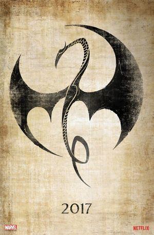 Iron Fist teaser poster