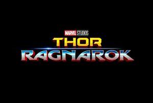 Brand new logo for Thor: Ragnarok