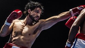 Edgar Ramirez as Roberto Duran in Hands of Stone
