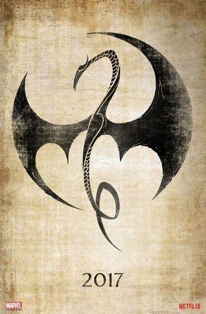New teaser poster for Marvel's Iron Fist
