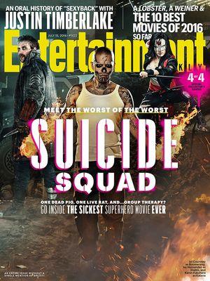 EW cover (4 of 4): Boomerang, Diablo and Katana