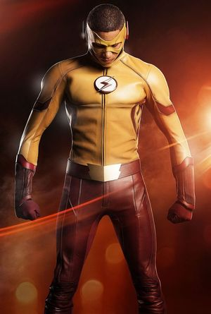 First Look: Keiynan Lonsdale as Kid Flash revealed for The C