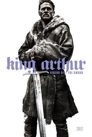 King Arthur: Legend of The Sword SDCC poster
